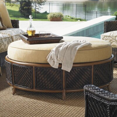 Island Estate Lanai Storage Ottoman Cushion 7217 Item Image