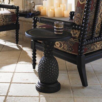 Alfresco Living Side Table Finish: Dark
