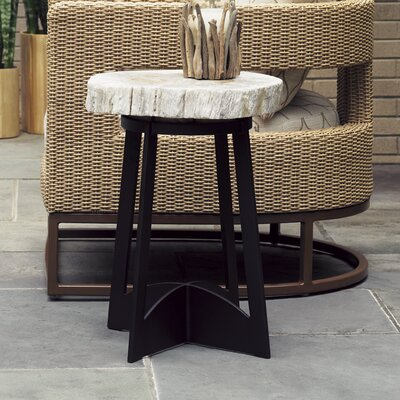 Alfresco Living Petrified Side Table