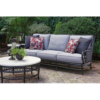 Marimba Sofa with Cushion