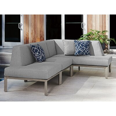 Del Mar Sectional with Cushion