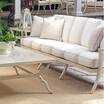 Misty Garden Sofa Cushion - Product photo
