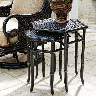 Marimba 2 Piece Nesting Table Set