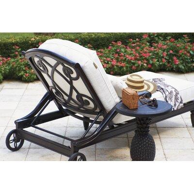 Sedona Reclining Chaise Lounge Cushion 909 Product Pic