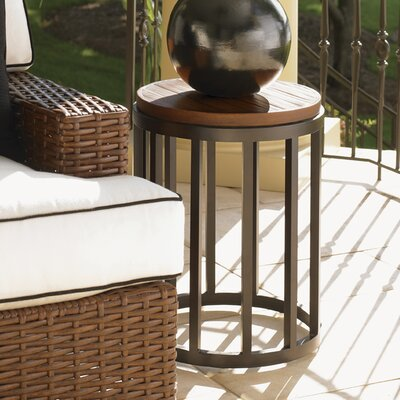 Ocean Club Pacifica Iron Side Table 1169 Item Image