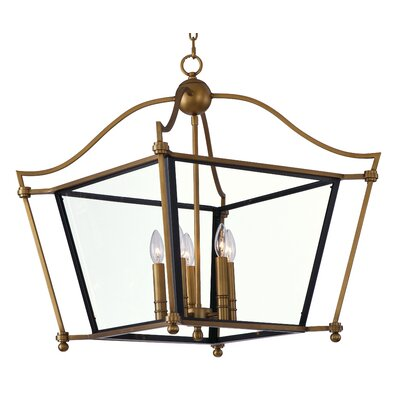 Ritz 5-Light Foyer Pendant