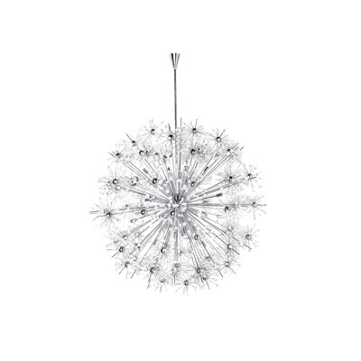 Starfire 40-Light Sputnik Chandelier