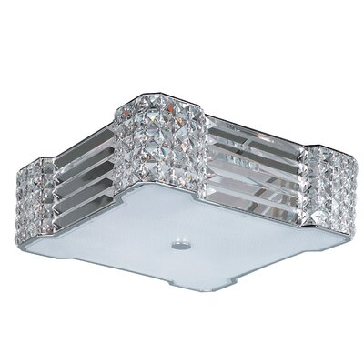 Tamia 4-Light Flush Mount