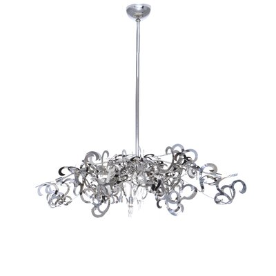 Tempest 9-Light Candle-Style Chandelier