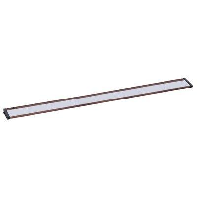 CounterMax 40 LED Under Cabinet Bar Light Finish: Anodized Bronze