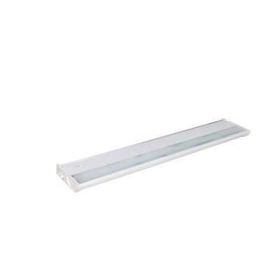 CounterMax MX-L120-DL 21 LED Under Cabinet Bar Light Finish: White