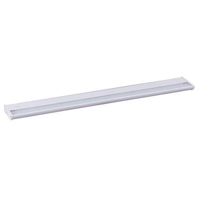 CounterMax MX-L120-DL 30 LED Under Cabinet Bar Light Finish: White
