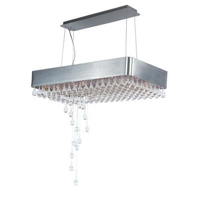 Drops 15 Light Kitchen Island Pendant