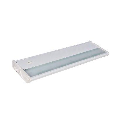 CounterMax MX-L120-DL 13 LED Under Cabinet Bar Light Finish: White
