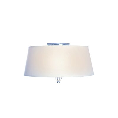 Gus 3-Light Flush Mount