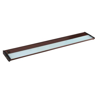 CounterMax MX-X120 40 Xenon Under Cabinet Bar Light Finish: Metalic Bronze