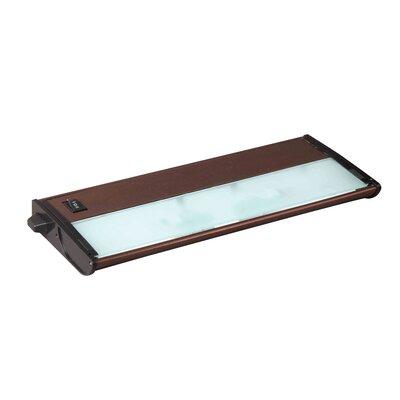 CounterMax MX-X120c 13 Xenon Under Cabinet Bar Light Finish: Metalic Bronze