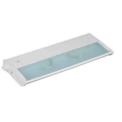 CounterMax MX-X120c 13 Xenon Under Cabinet Bar Light Finish: White