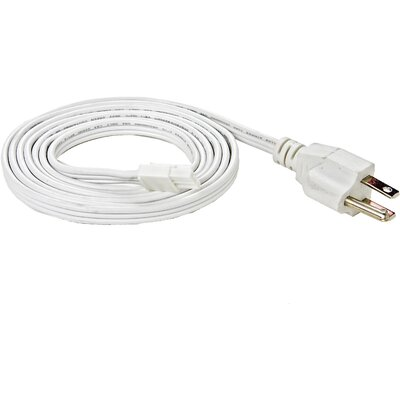 CounterMax MXInterLink4 72 Power Cord Finish: White