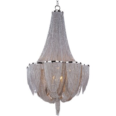 Chantilly 10-Light Empire Chandelier