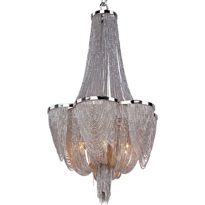 Samia 6-Light Empire Chandelier