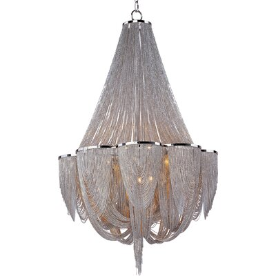 Samia 12-Light Empire Chandelier