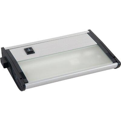Countermax 7 Xenon Under Cabinet Bar Light Finish: Satin Aluminum
