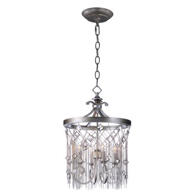 Danae 4-Light Mini Chandelier