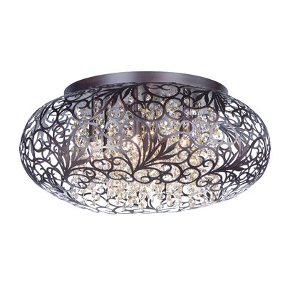 Chester 7-Light Flush Mount