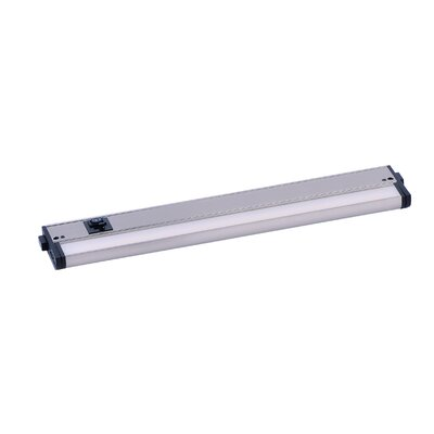 CounterMax LED 18 Under Cabinet Bar Light Finish: Satin Nickel