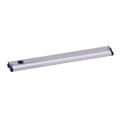 CounterMax LED 24 Under Cabinet Bar Light Finish: Satin Nickel