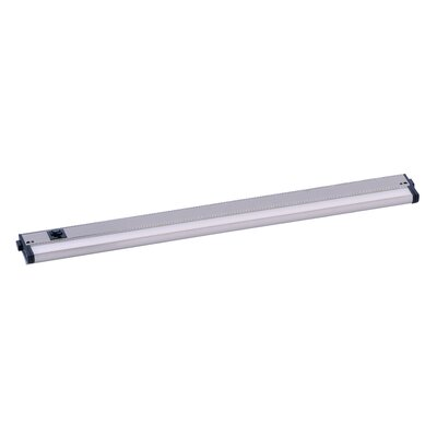 CounterMax LED 30 Under Cabinet Bar Light Finish: Satin Nickel