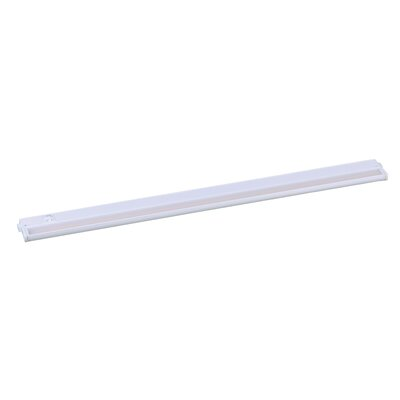 CounterMax LED 36 Under Cabinet Bar Light Finish: White