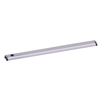 CounterMax LED 36 Under Cabinet Bar Light Finish: Satin Nickel