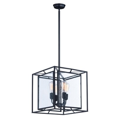 Cosette 4-Light Foyer Pendant Bulb Type: MB ST64