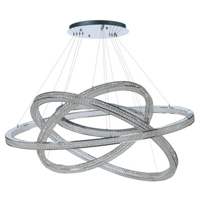 Ambrose 14-Light LED Geometric Pendant