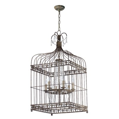 Georgiana 6-Light Foyer Pendant