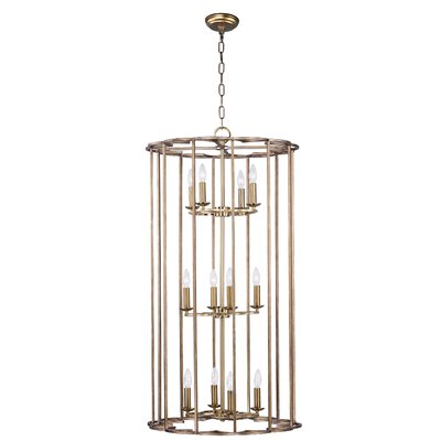 Delana 12-Light Foyer Pendant