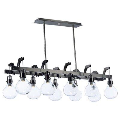 Durst 10-Light LED Kitchen Island Pendant