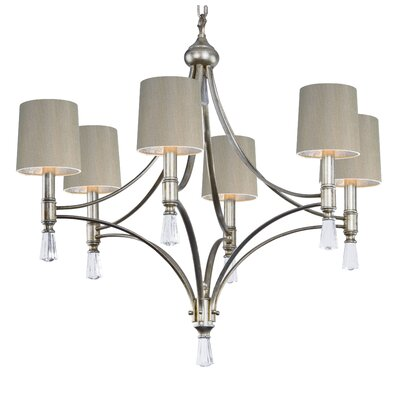 Beauvallon 6-Light Drum Chandelier