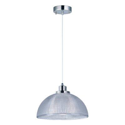 Caulkins 1-Light LED Mini Pendant