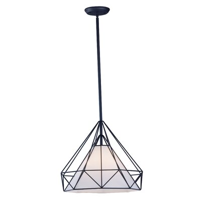 Gaier 1-Light Geometric Pendant