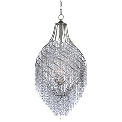 Dede 3-Light Crystal Pendant
