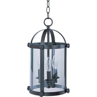 Mosqueda 3-Light Pendant Finish: Bronze