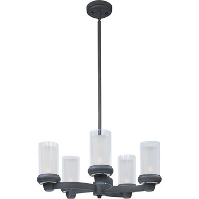 Calloway 5-Light Semi Flush Mount