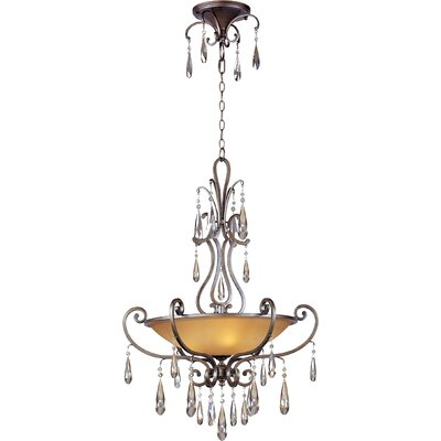 Chic 4-Light Pendant