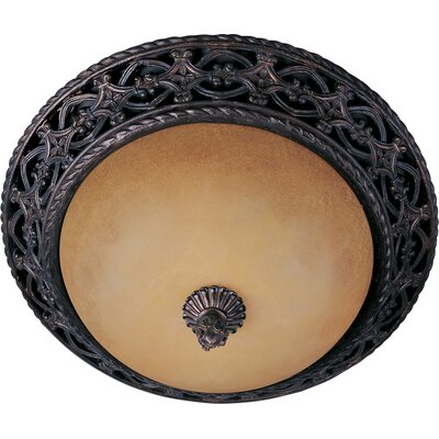 Danora 3-Light Flush Mount