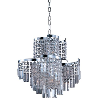 Belvedere 12-Light Crystal Pendant