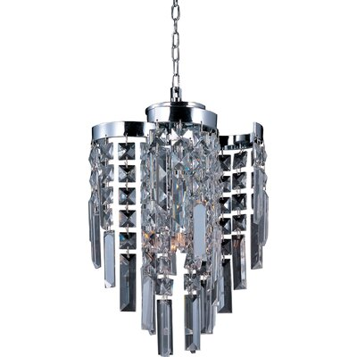Belvedere 4-Light Pendant