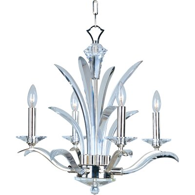 Tamra 4-Light Candle-Style Chandelier